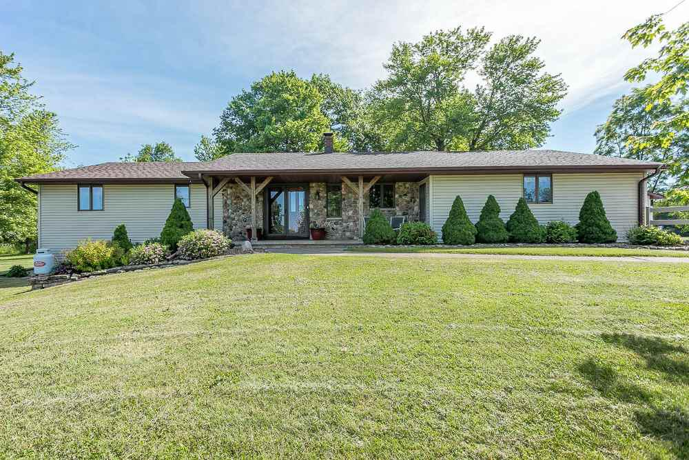View Single-Family Home For Sale at 3711 S HWY T, Denmark, WI
