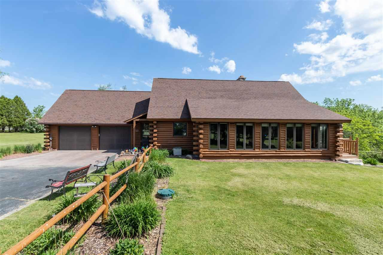 View Single-Family Home For Sale at 4350 N HWY P, New Franken, WI