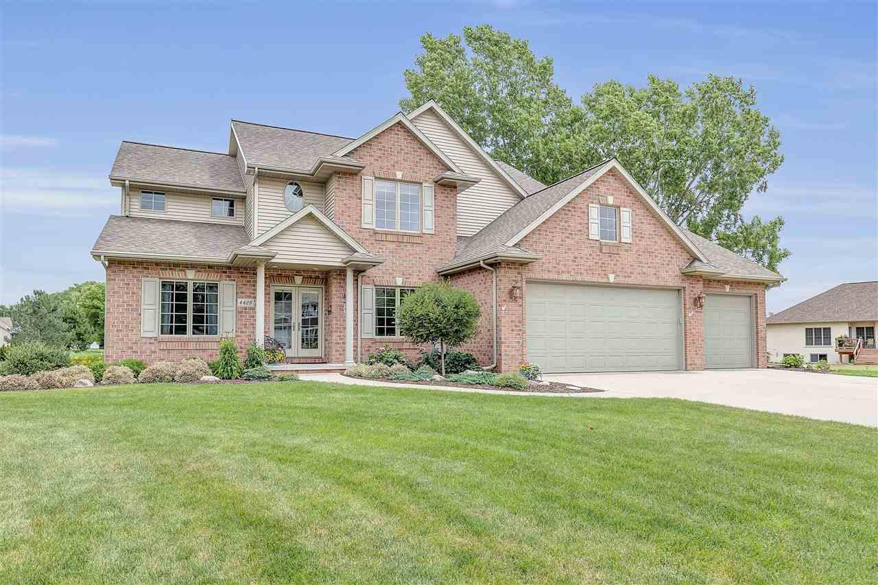 View Single-Family Home For Sale at 4428 TOUCHSTONE DRIVE, Oneida, WI