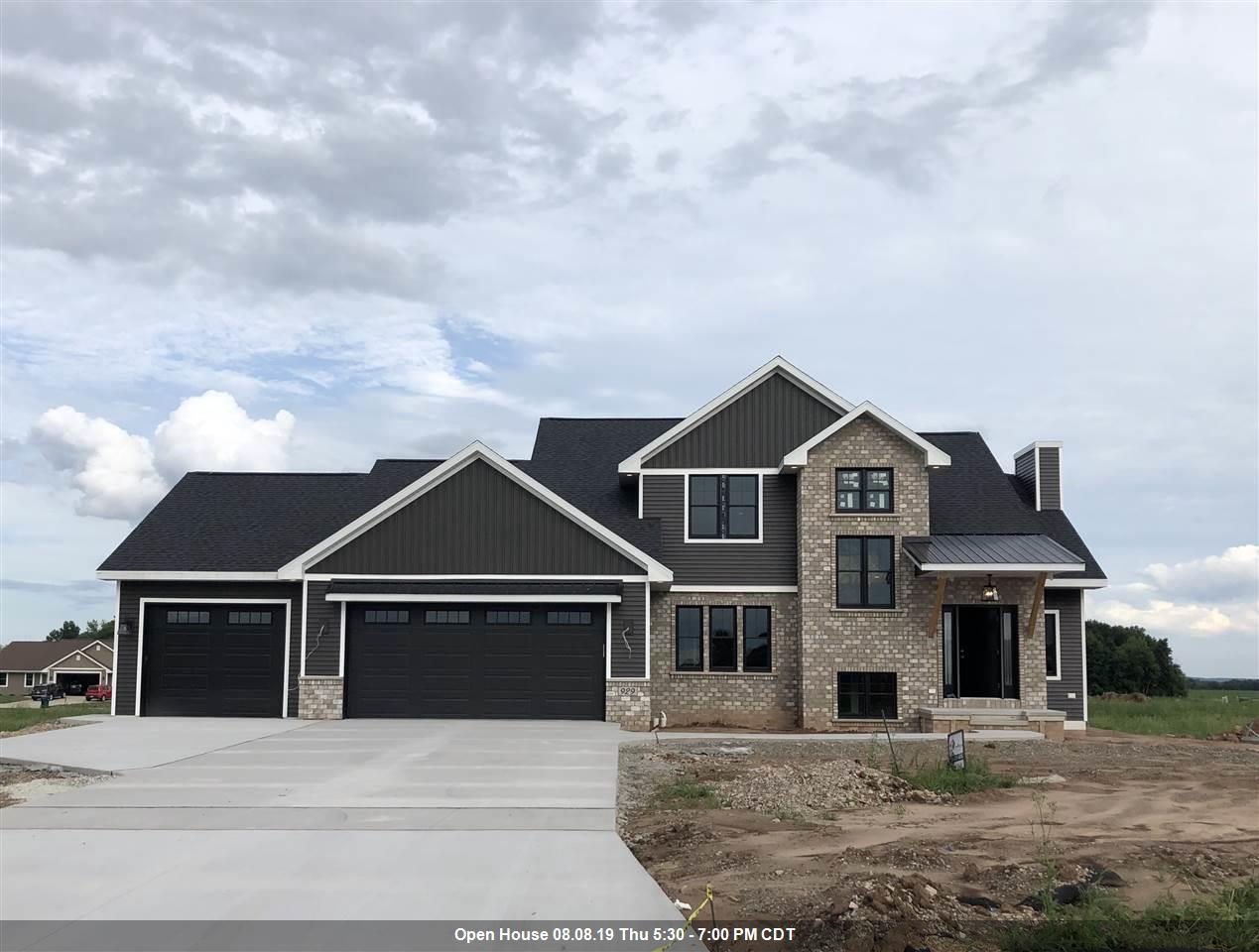 View Single-Family Home For Sale at 929 RAVEN CLAW COURT, De Pere, WI