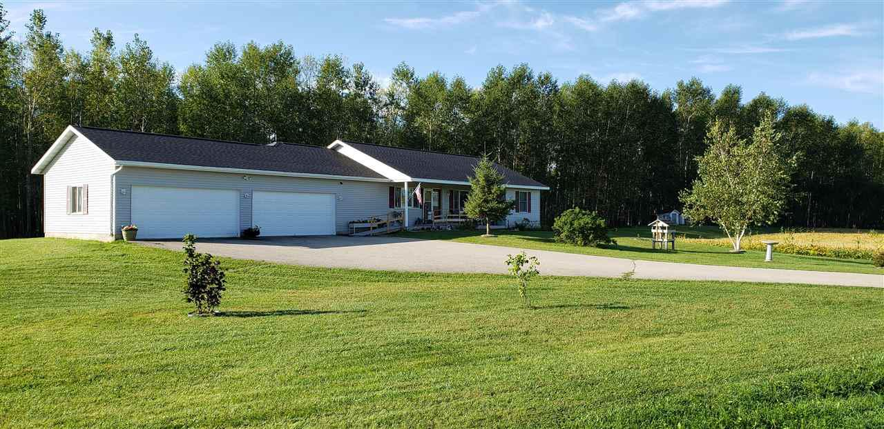View Single-Family Home For Sale at W4553 CHRISTECK ROAD, Peshtigo, WI