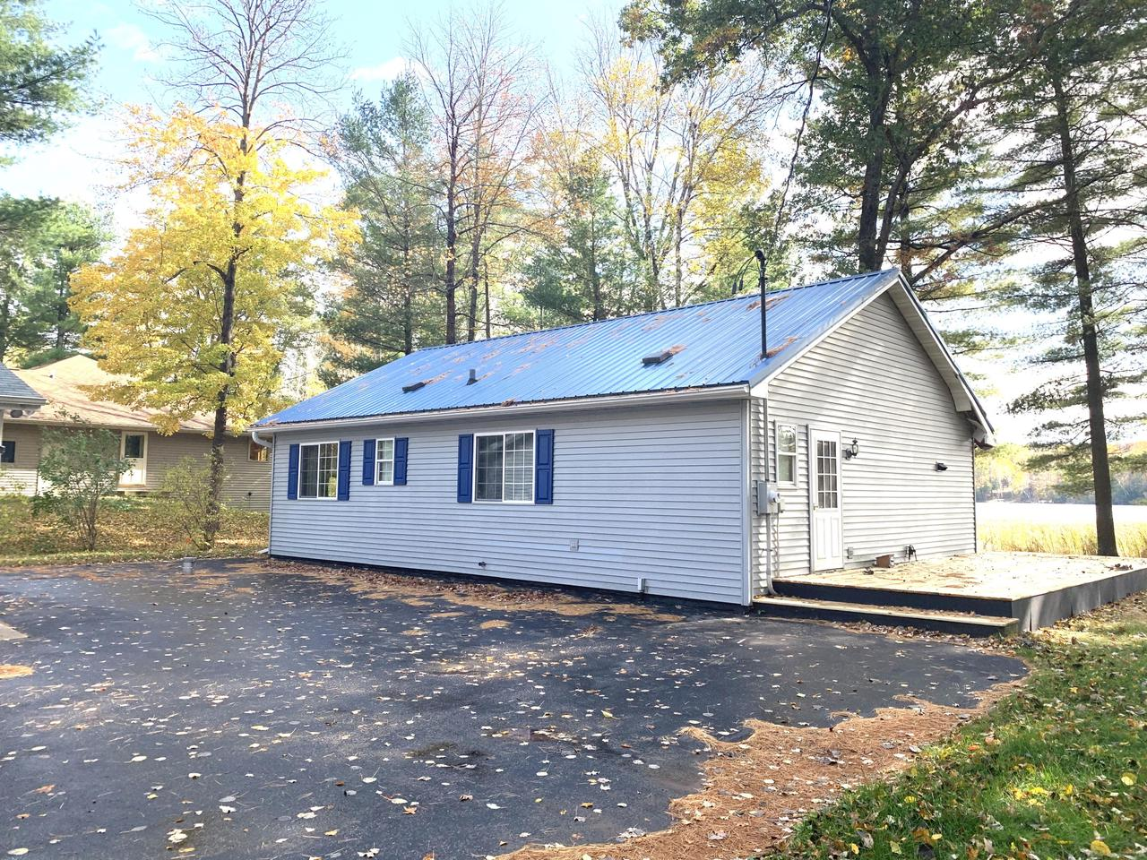 View Single-Family Home For Sale at 13994 W Shay Lake Ln, Pound, WI
