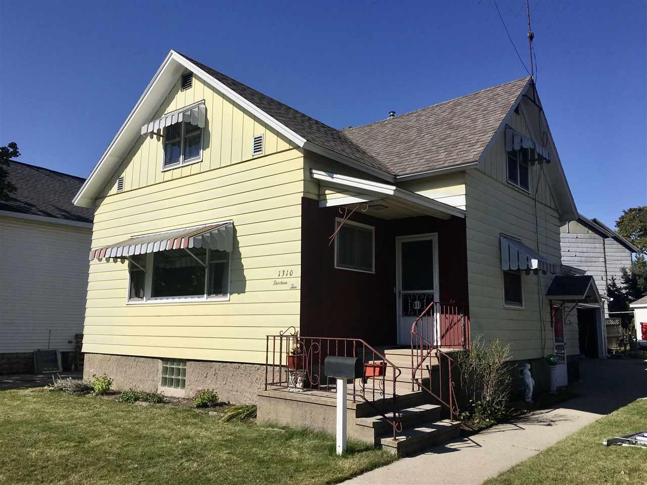 View Single-Family Home For Sale at 1310 CARNEY BOULEVARD, Marinette, WI