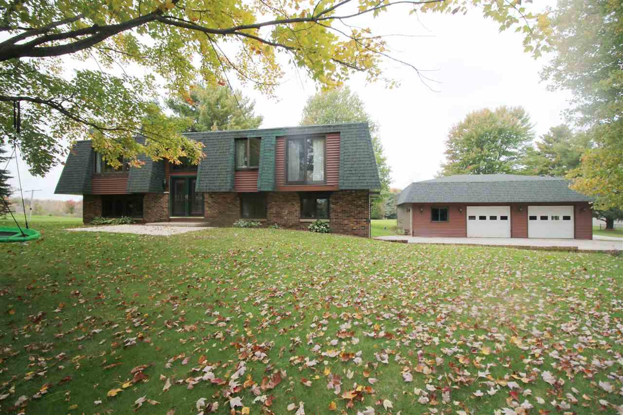 View Single-Family Home For Sale at 4565 HILLTOP DRIVE, Suamico, WI