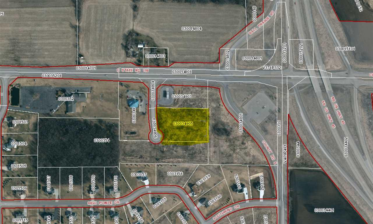 View Vacant Land For Sale at HWY 116, Winneconne, WI