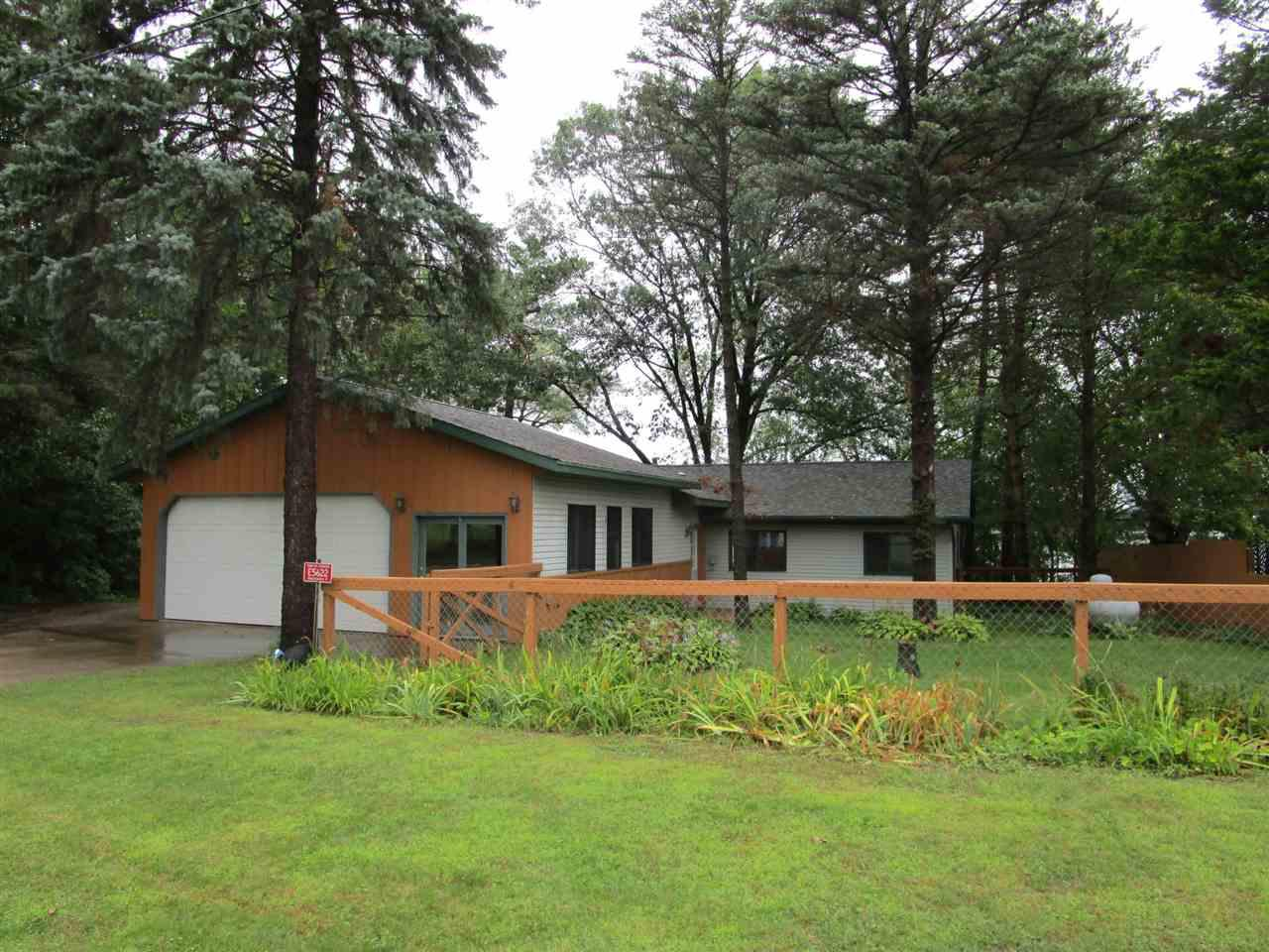 View Single-Family Home For Sale at E5622 WAUKAUNAKA STREET, Weyauwega, WI
