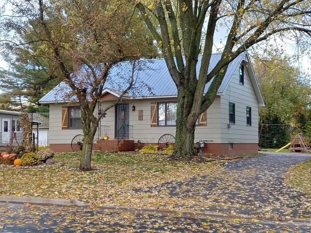 View Single-Family Home For Sale at 124 S 1ST STREET, Abbotsford, WI