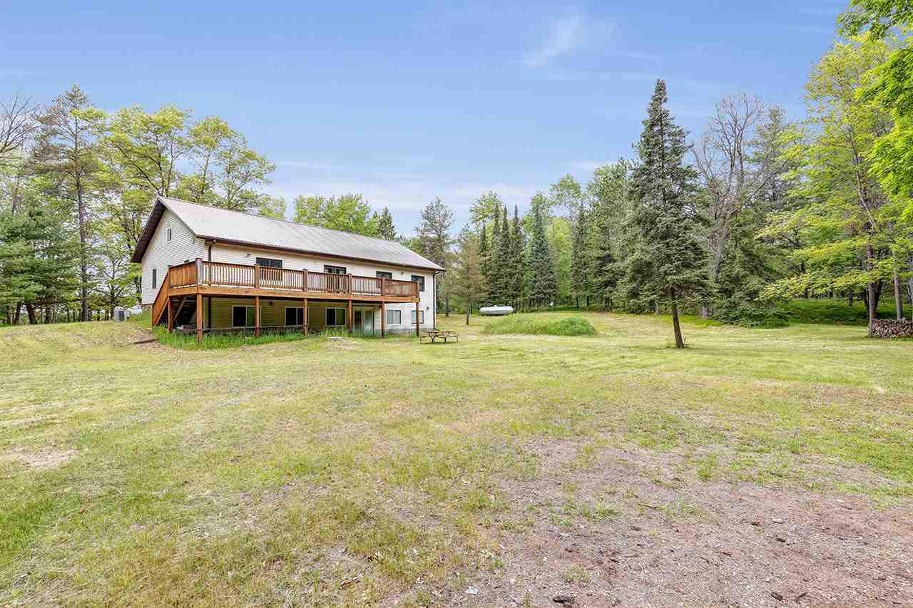 View Single-Family Home For Sale at N11434 RIVER ROAD, Wausaukee, WI