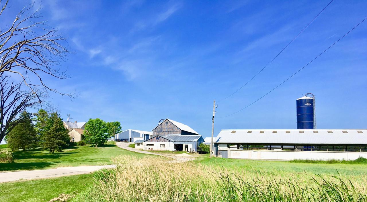 View Single-Family Home For Sale at 8640 Fillmore Rd, Fredonia, WI