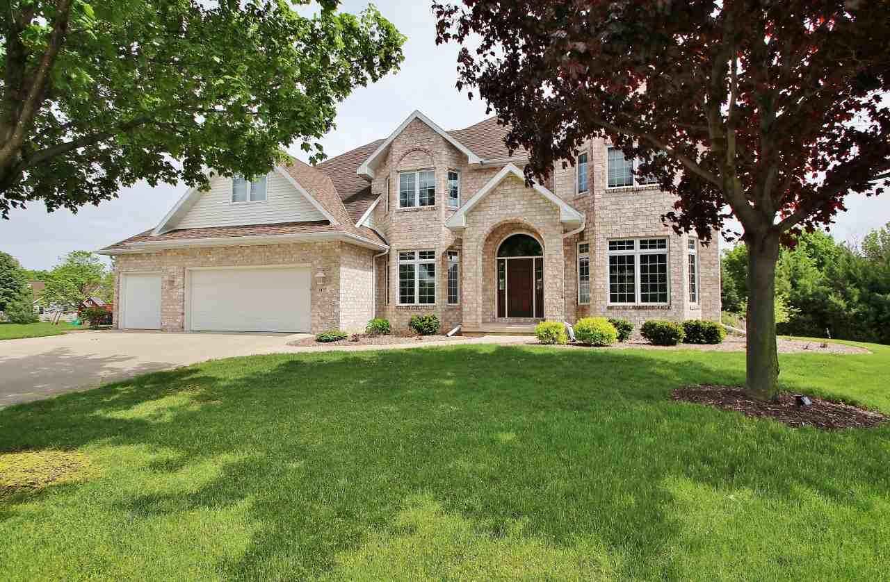 View Single-Family Home For Sale at 1435 LIMERICK COURT, Green Bay, WI