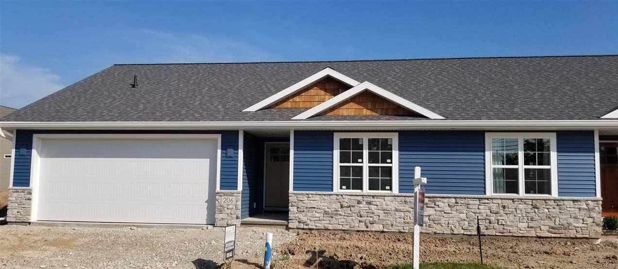 View Single-Family Home For Sale at 206 TREATY LANE, Kimberly, WI