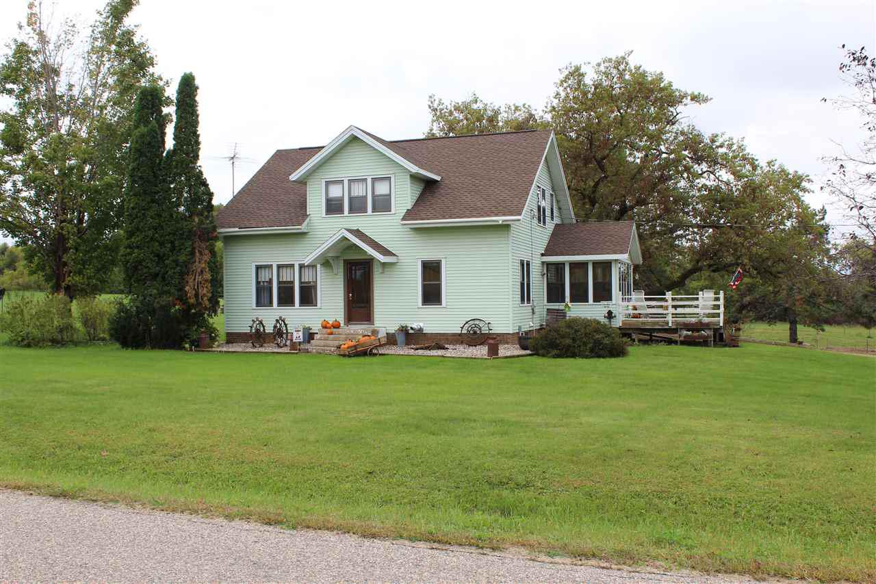 View Single-Family Home For Sale at N3133 PAAP ROAD, Weyauwega, WI