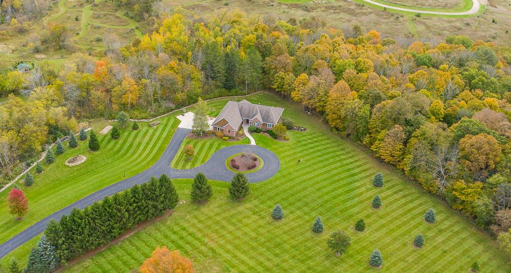 View Single-Family Home For Sale at 8754 State Hwy 144, Kewaskum, WI