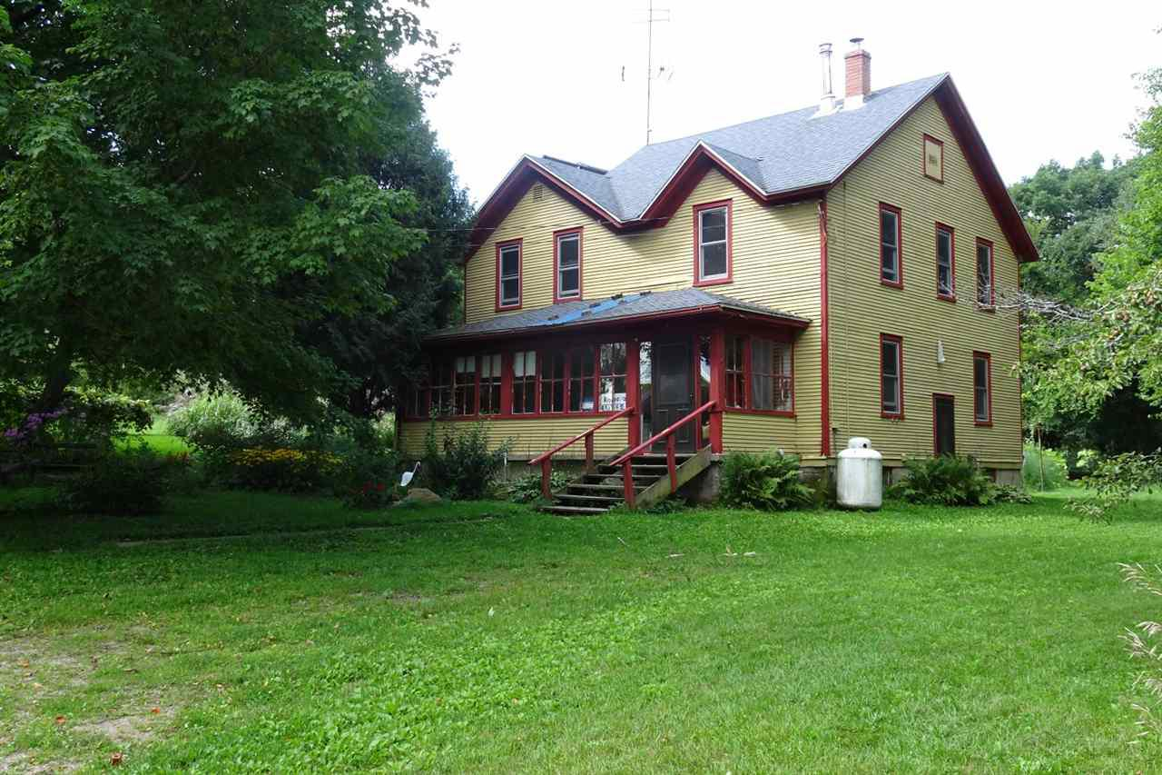 View Single-Family Home For Sale at W11551 Hwy 33, Portage, WI