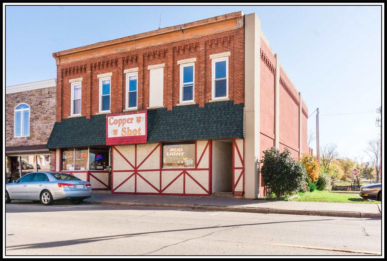 View Commercial For Sale at 318 W NORTH WATER STREET, New London, WI