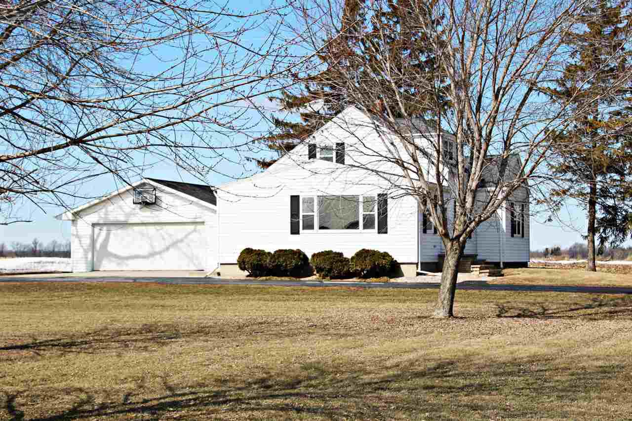 View Single-Family Home For Sale at N5473 HWY U, Oneida, WI