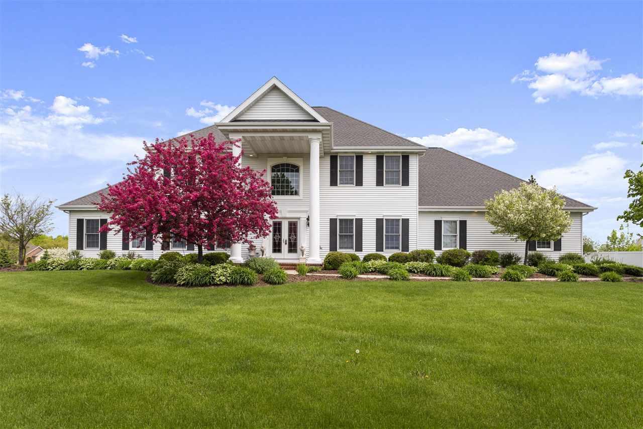 View Single-Family Home For Sale at 3096 SAFFRON LANE, Neenah, WI