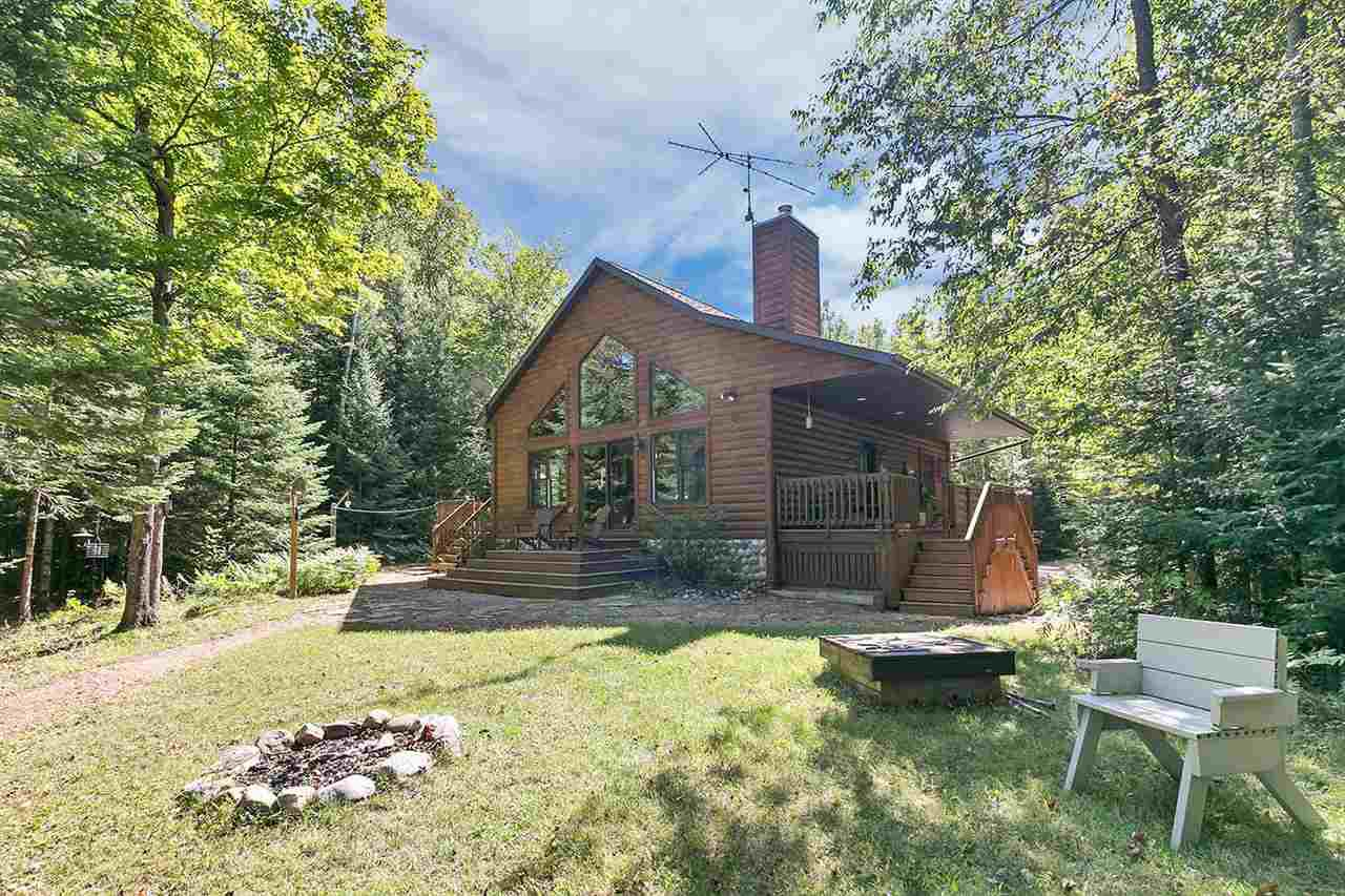 View Single-Family Home For Sale at 3834 BEAR LAKE LANE, Laona, WI