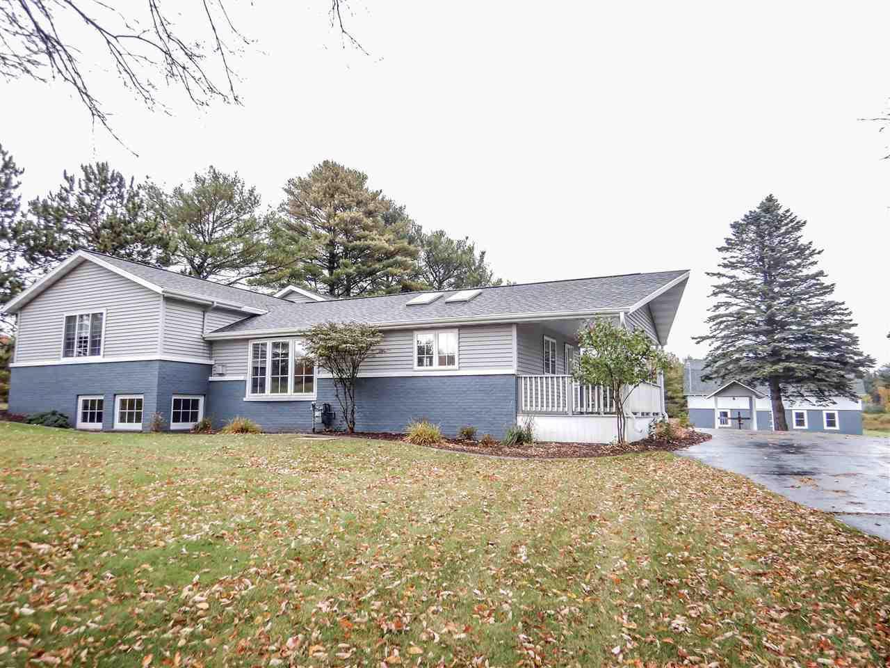 View Single-Family Home For Sale at N2954 HWY D, Peshtigo, WI