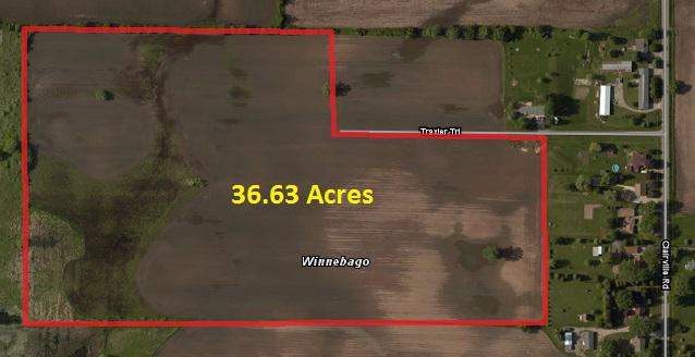 View Vacant Land For Sale at CLAIRVILLE ROAD, Oshkosh, WI