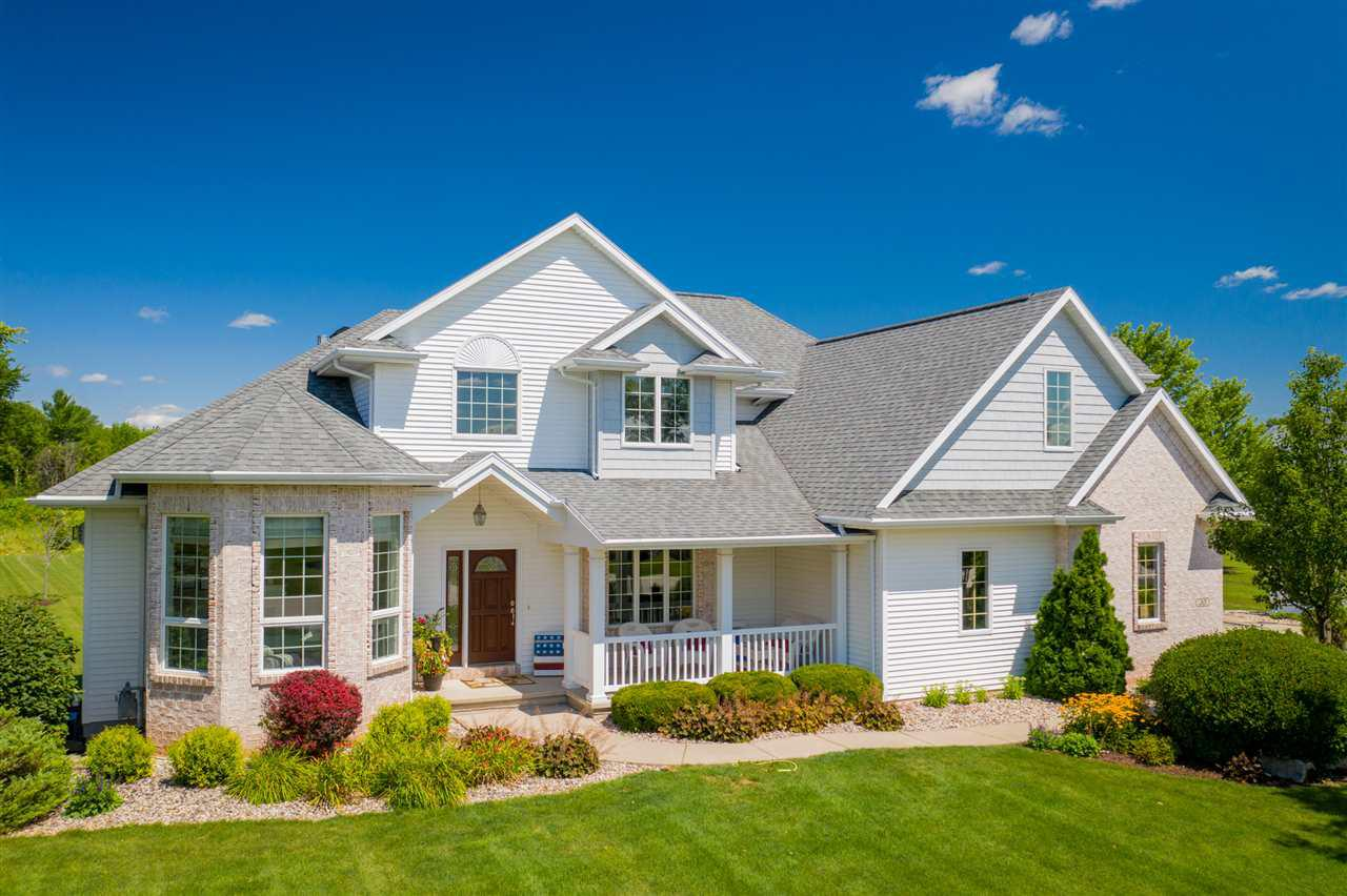 View Single-Family Home For Sale at 30 GOLDEN WHEAT LANE, Wrightstown, WI