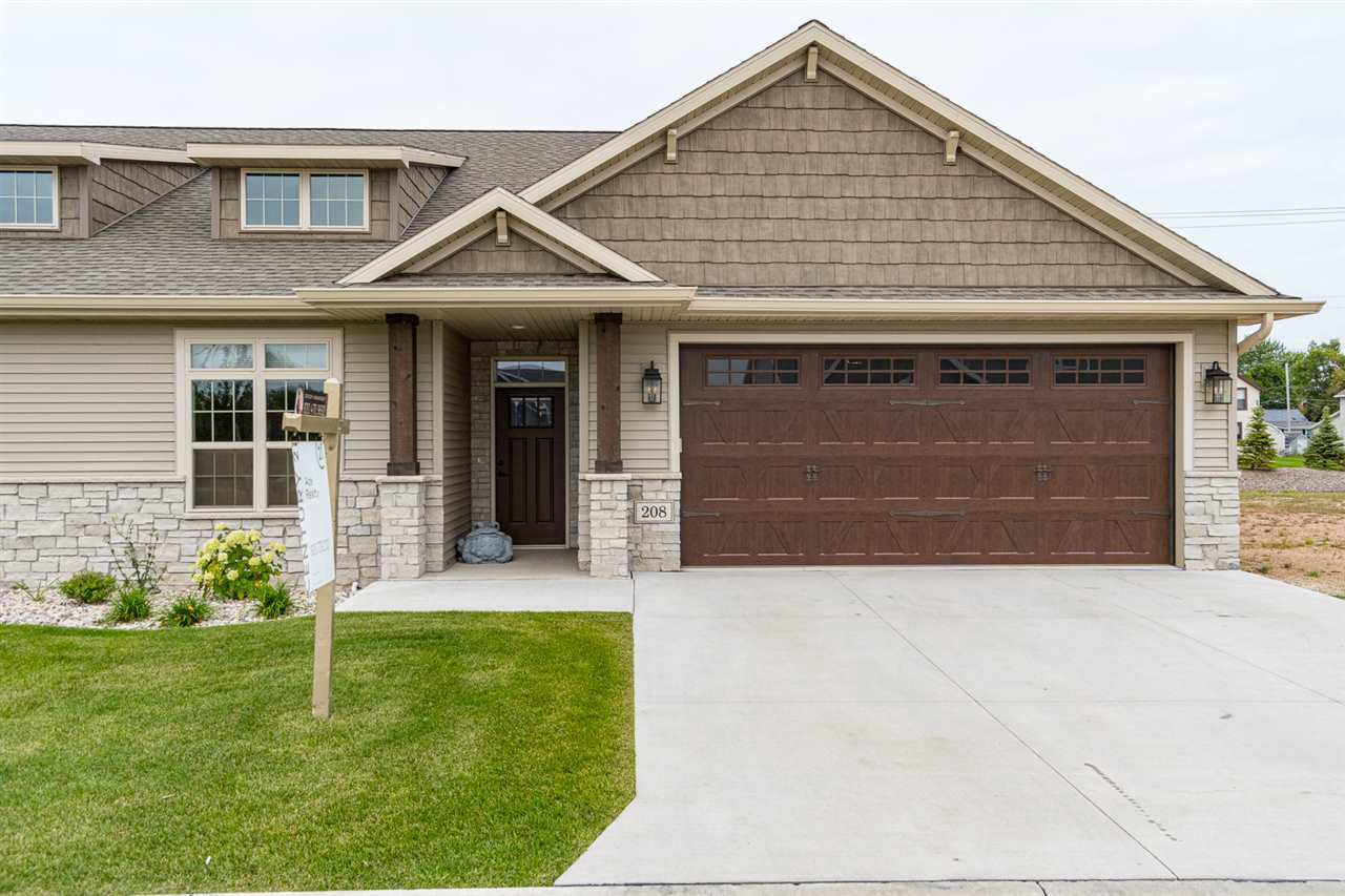 View Single-Family Home For Sale at 208 SMITHFIELD DRIVE, Kimberly, WI