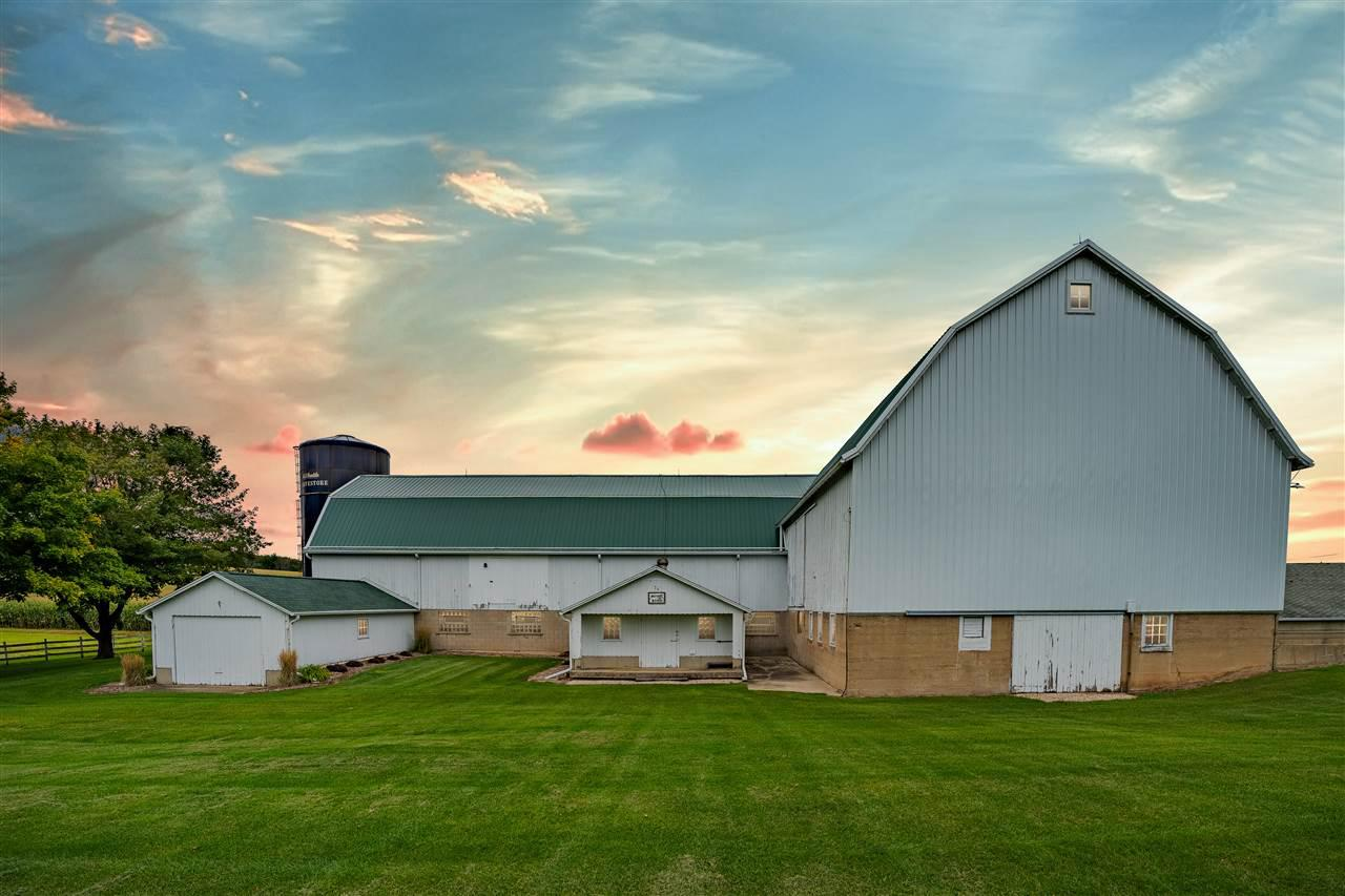 View Single-Family Home For Sale at W514 TOWN LINE ROAD, Ripon, WI