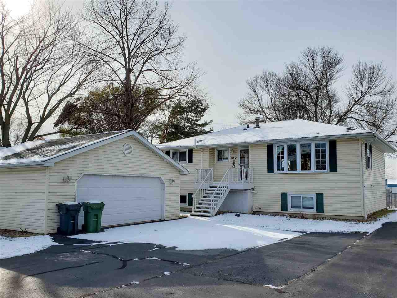 View Single-Family Home For Sale at 812 S RAILROAD STREET, Kimberly, WI
