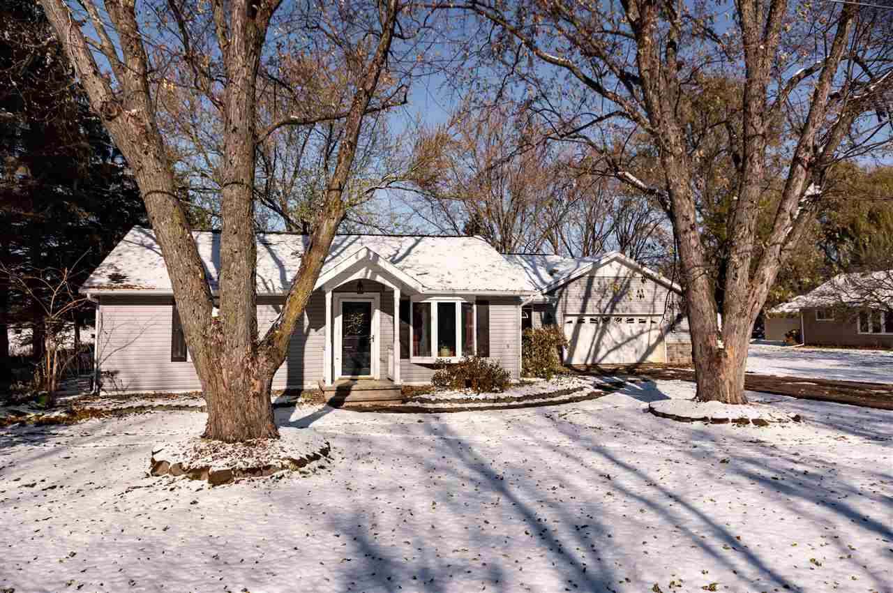 View Single-Family Home For Sale at 1618 PAYNES POINT ROAD, Neenah, WI