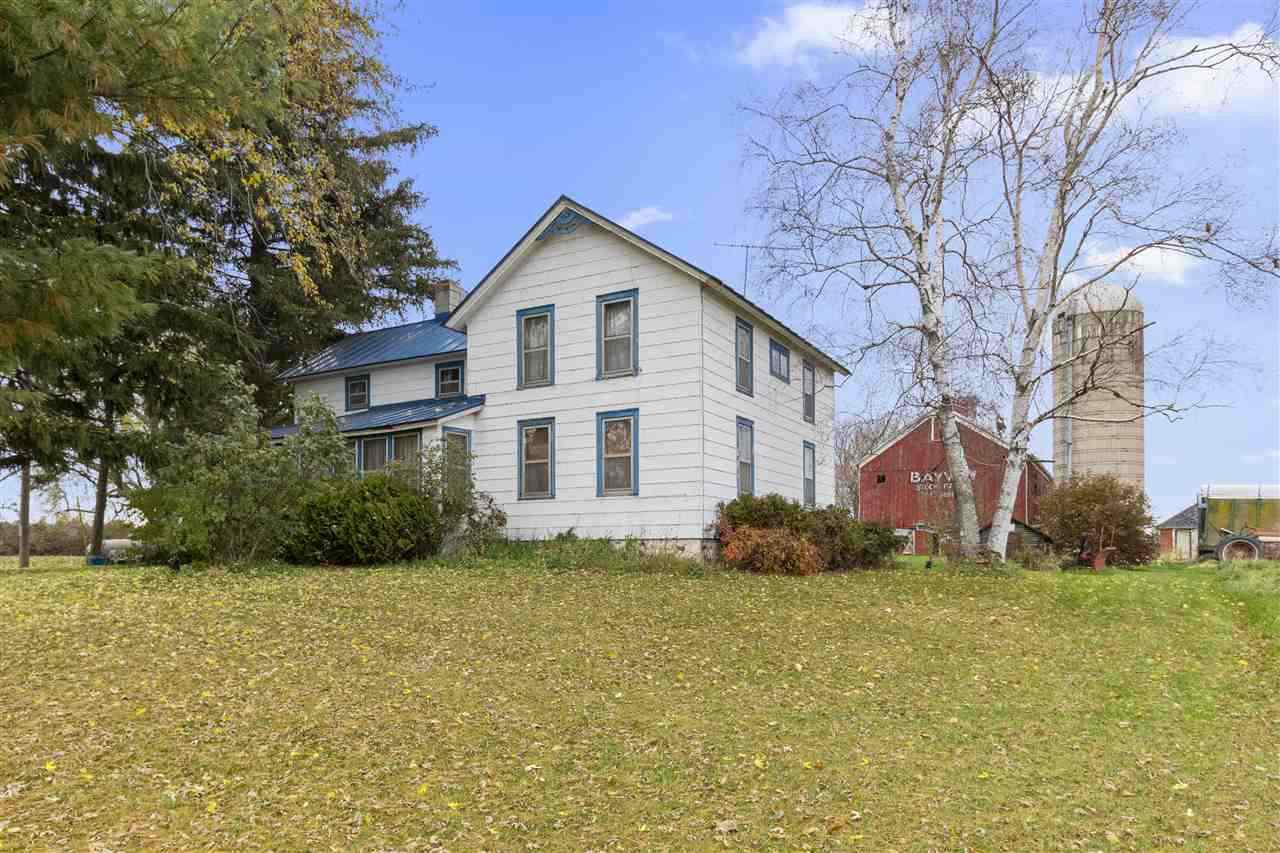 View Single-Family Home For Sale at 7641 HWY H, Fremont, WI