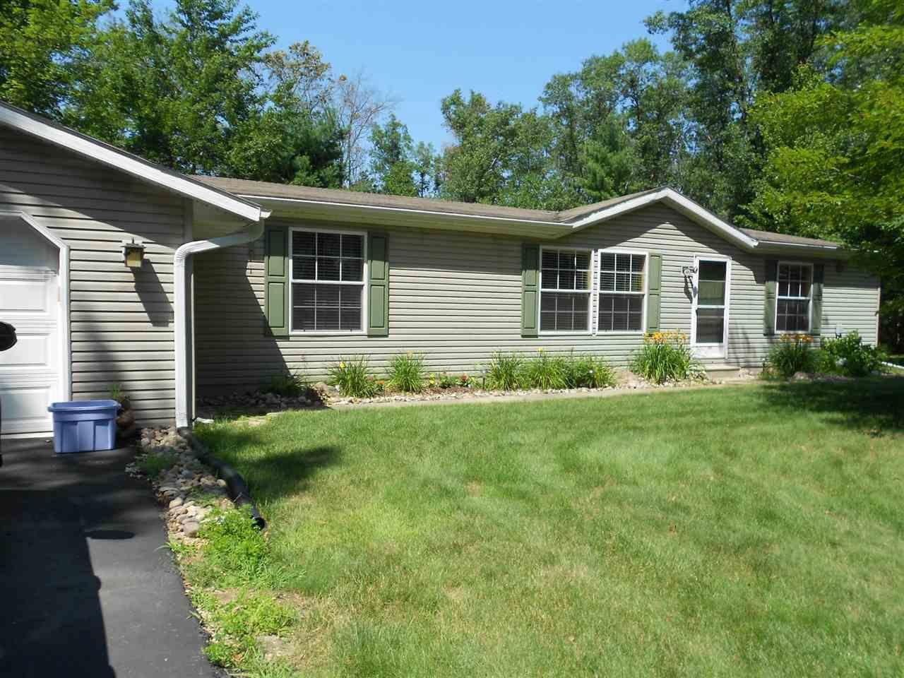 View Single-Family Home For Sale at W1748 BIG SKY COURT, Keshena, WI