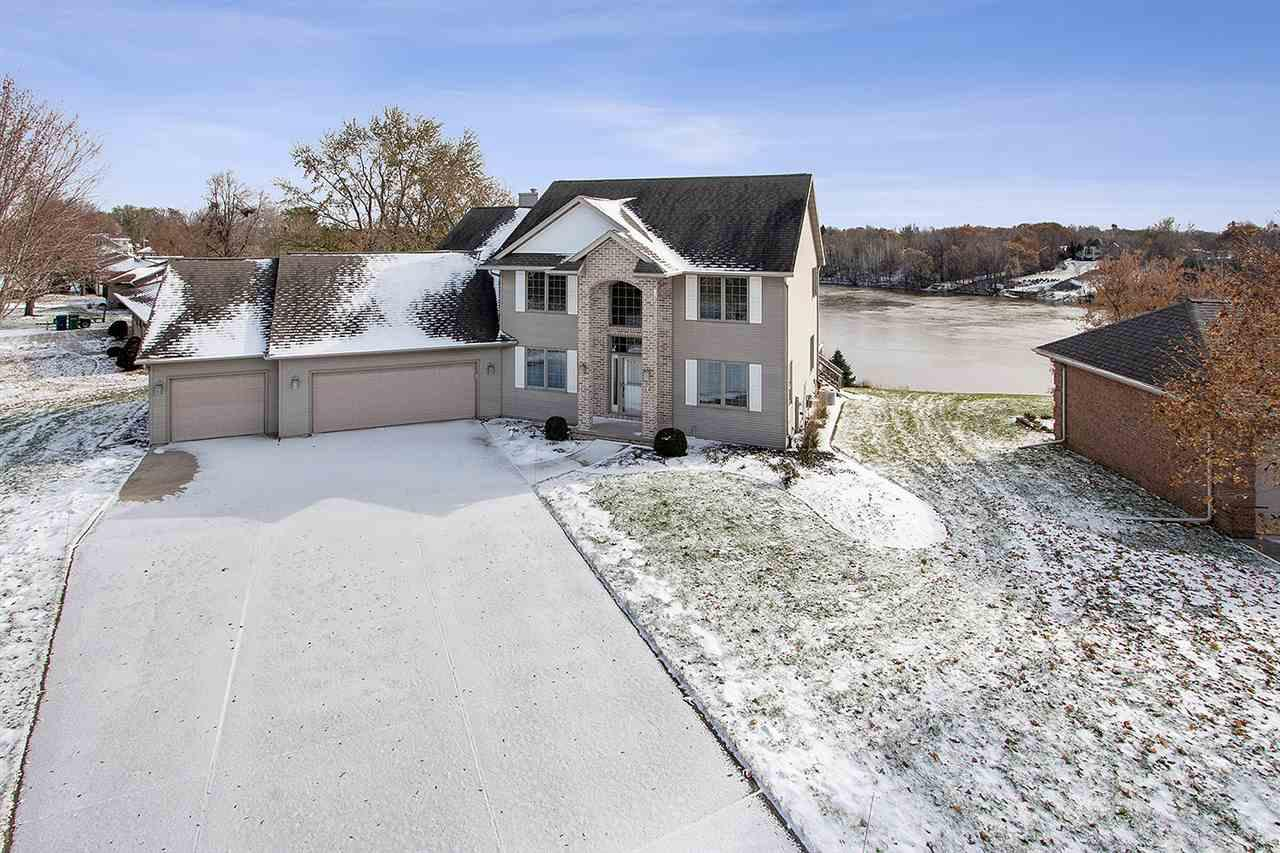 View Single-Family Home For Sale at 1033 CRESTVIEW DRIVE, Wrightstown, WI