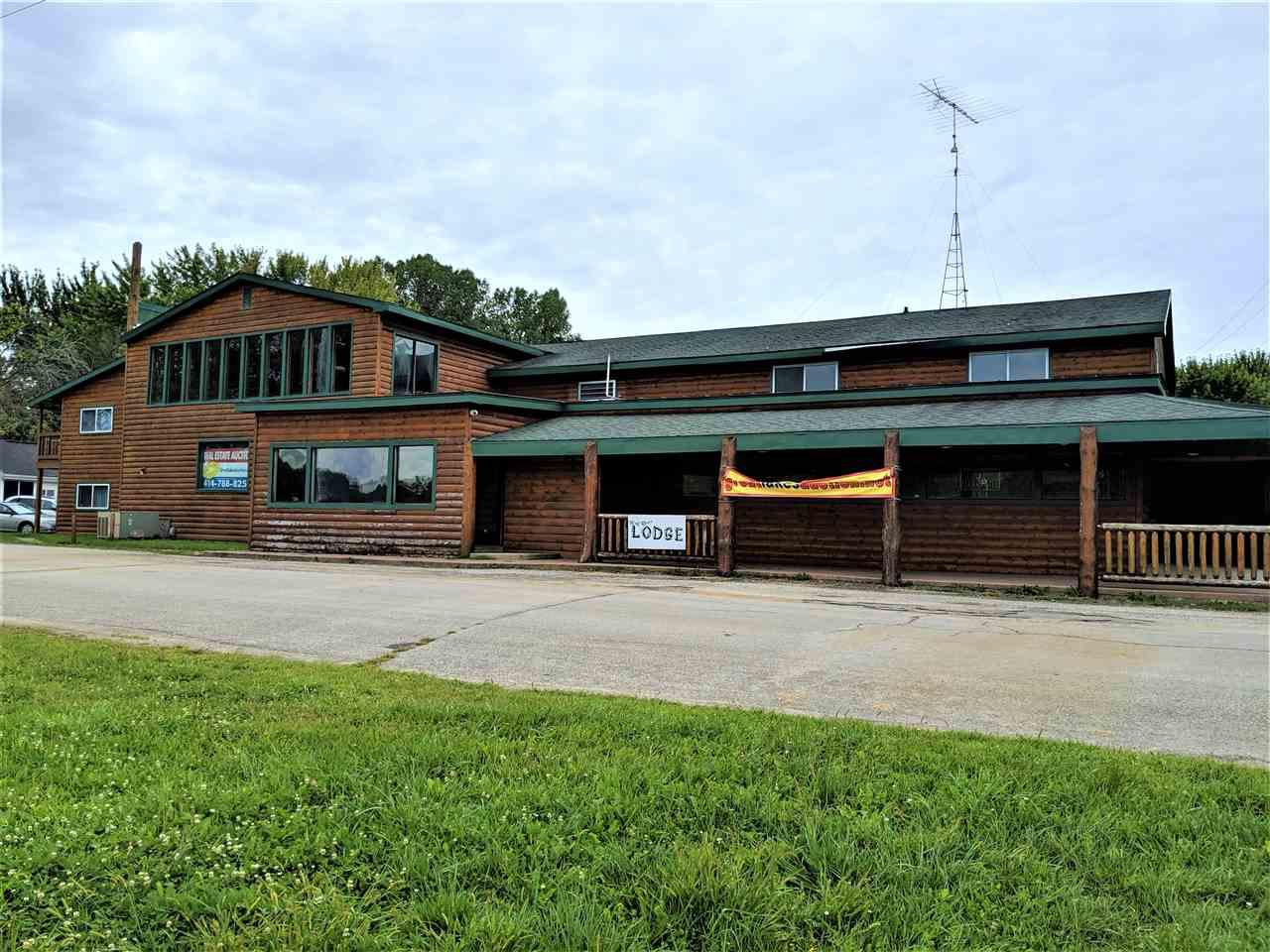 View Commercial For Sale at 8831 WOLF RIVER ROAD, Fremont, WI