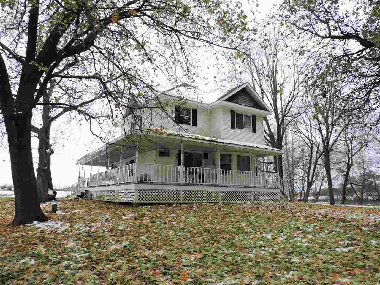 View Single-Family Home For Sale at 5771 HWY 91, Oshkosh, WI