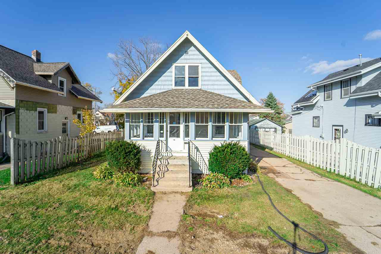 View Single-Family Home For Sale at 505 E BEACON STREET, New London, WI
