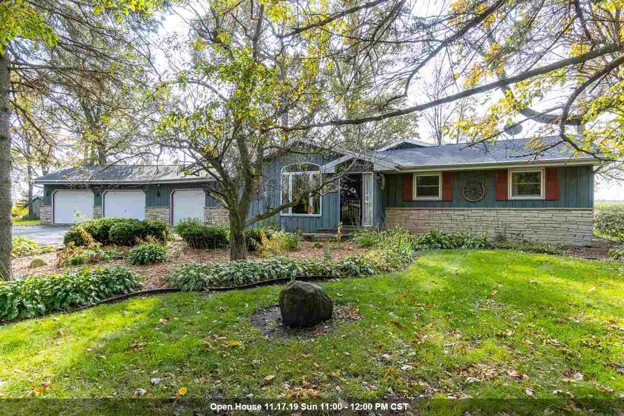 View Single-Family Home For Sale at 1242 GLANE COURT, Oshkosh, WI