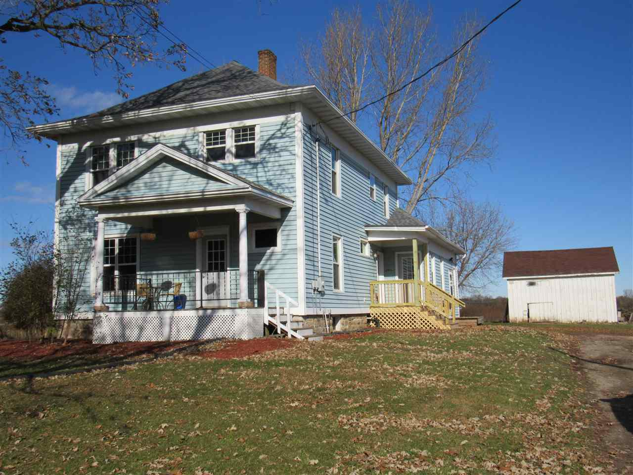 View Single-Family Home For Sale at 2856 HWY GG, Neenah, WI