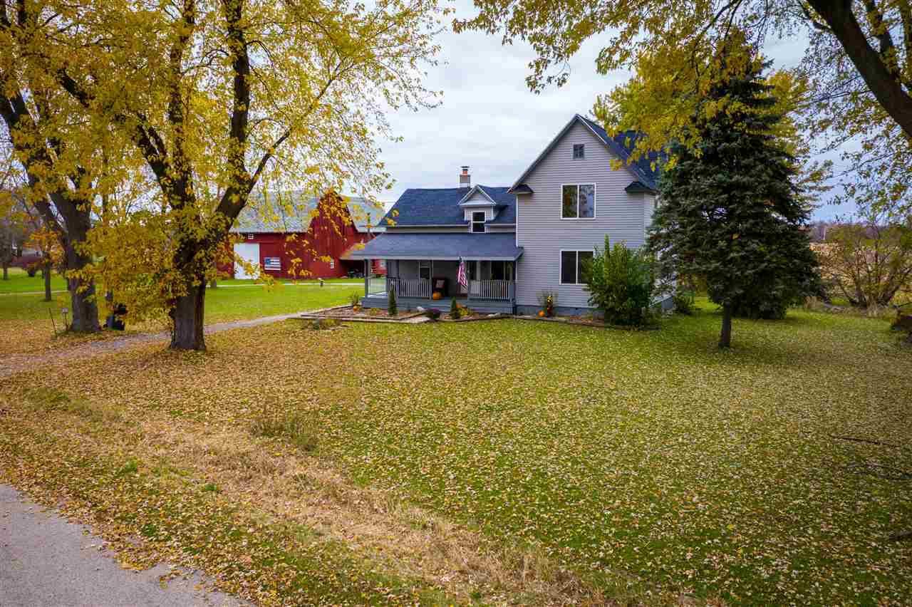View Single-Family Home For Sale at W8417 PRIEPKE ROAD, Eldorado, WI