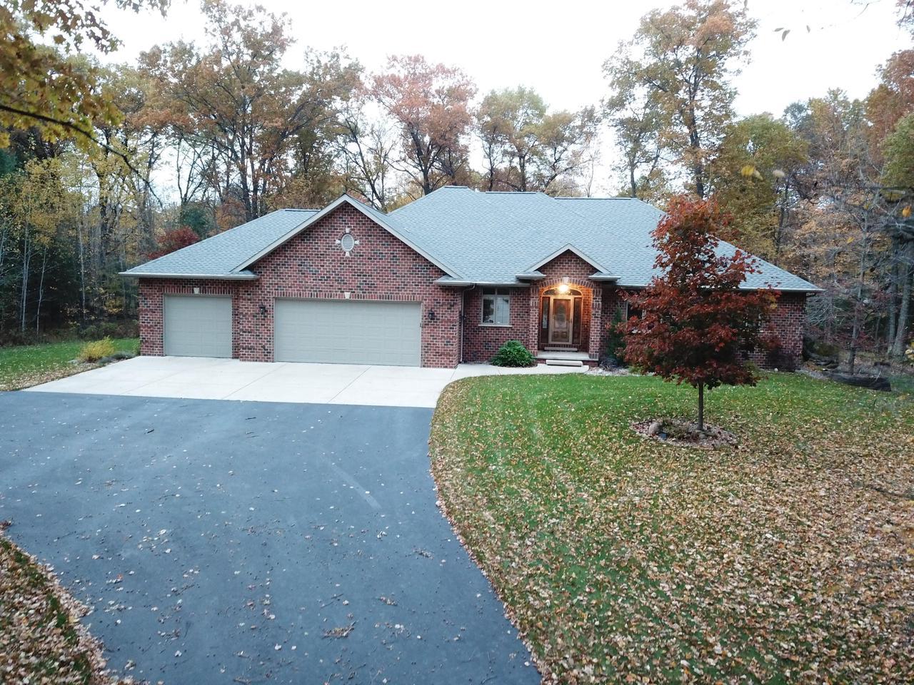 View Single-Family Home For Sale at N3180 Deer Haven Ct, Peshtigo, WI