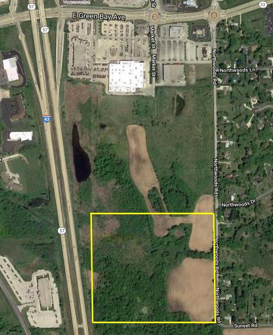 View Vacant Land For Sale at Pcl0 Northwoods Rd, Saukville, WI