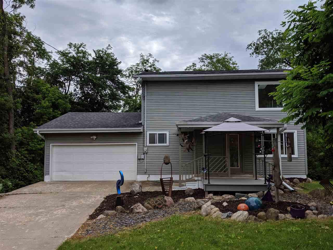 View Single-Family Home For Sale at N4704 RIVER STREET, New London, WI