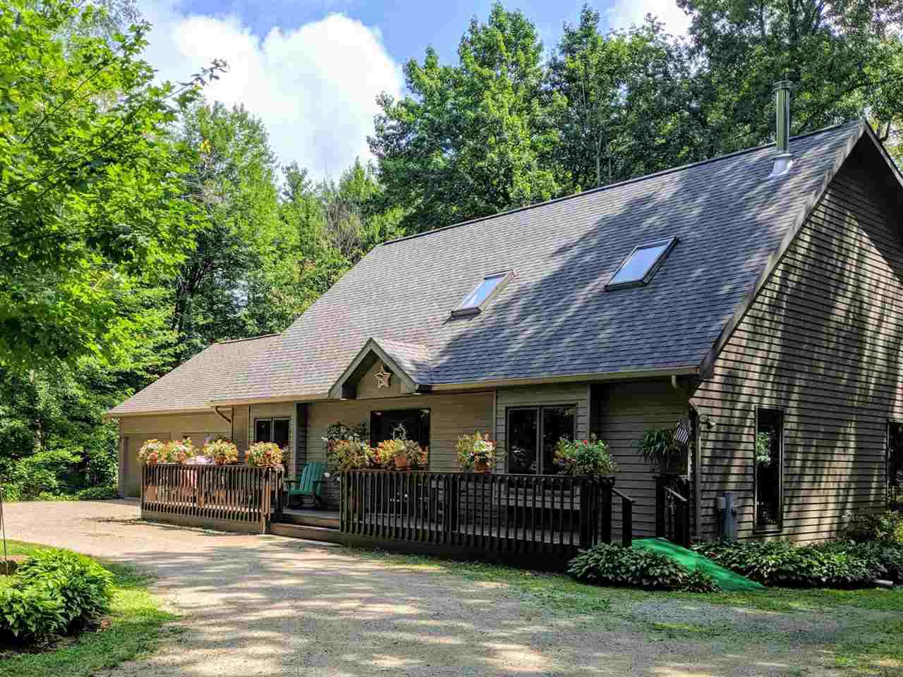View Single-Family Home For Sale at N9435 SAM CREST LANE, Rosendale, WI