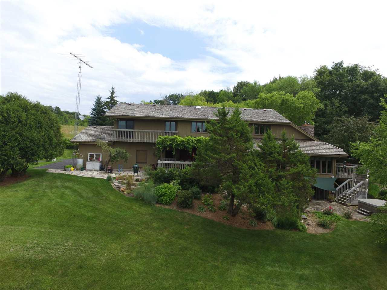 View Single-Family Home For Sale at W4147 KIEKHAEFER PARKWAY, Fond Du Lac, WI