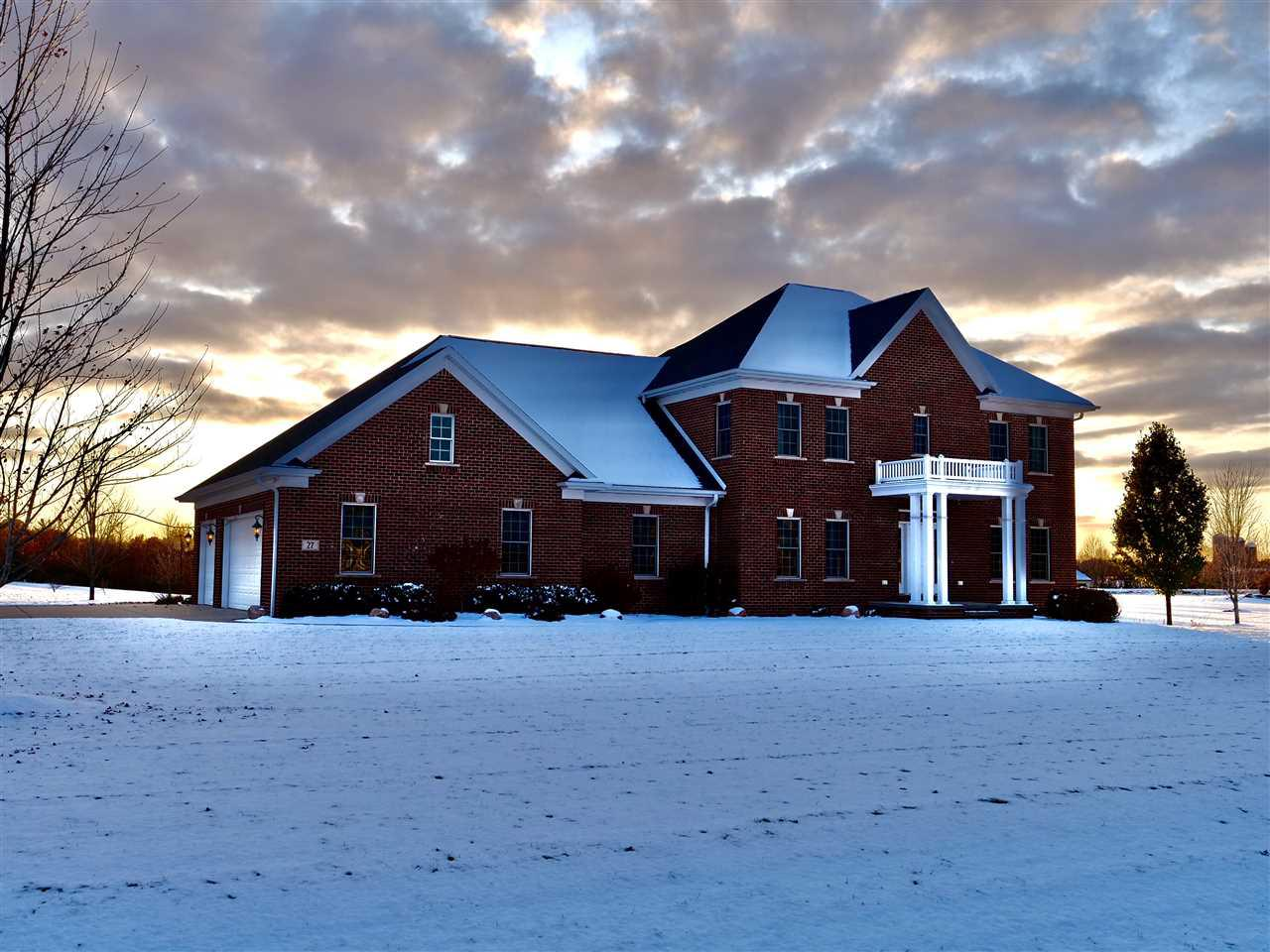 View Single-Family Home For Sale at 27 GOLDEN WHEAT LANE, Wrightstown, WI