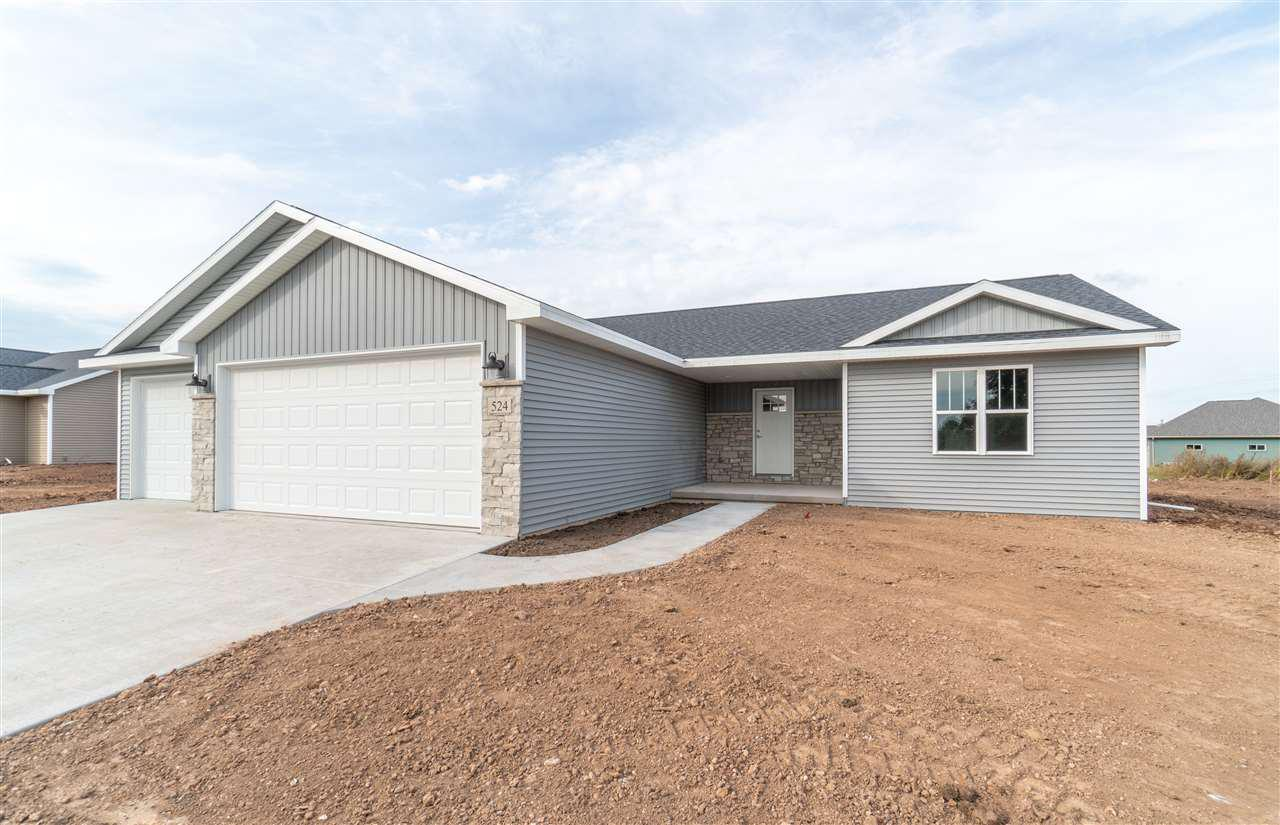 View Single-Family Home For Sale at 524 EMONS ROAD, Appleton, WI