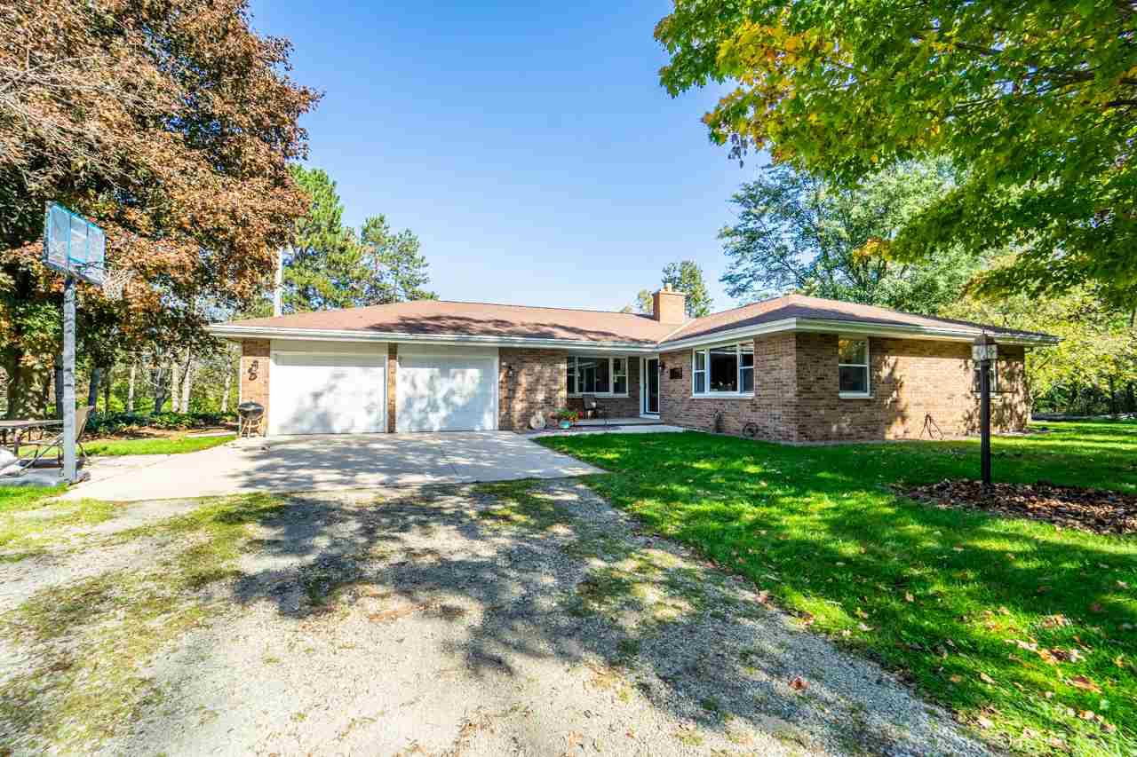 View Single-Family Home For Sale at 1376 WASHINGTON STREET, Wrightstown, WI