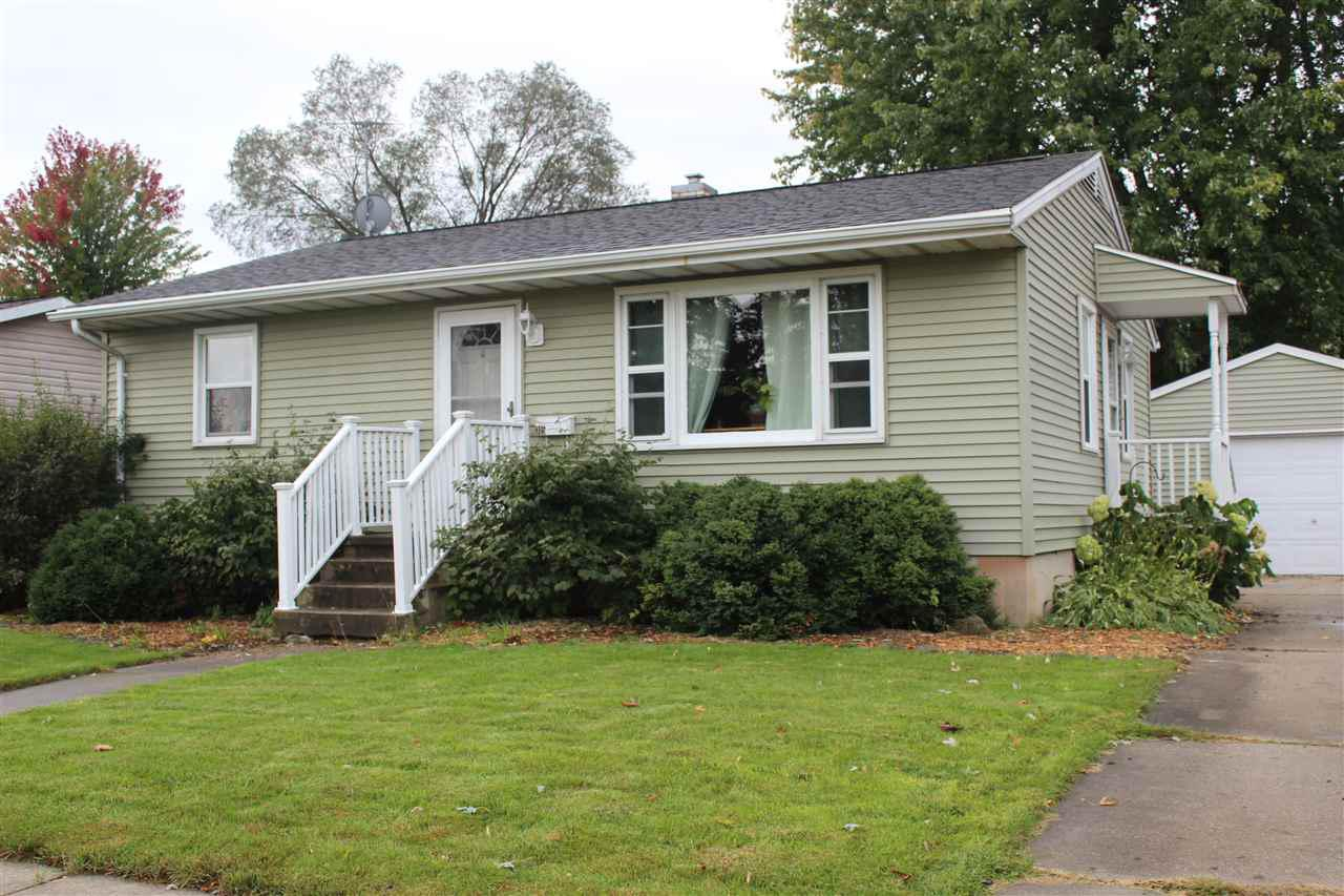 View Single-Family Home For Sale at 315 INDIANA AVENUE, North Fond Du Lac, WI