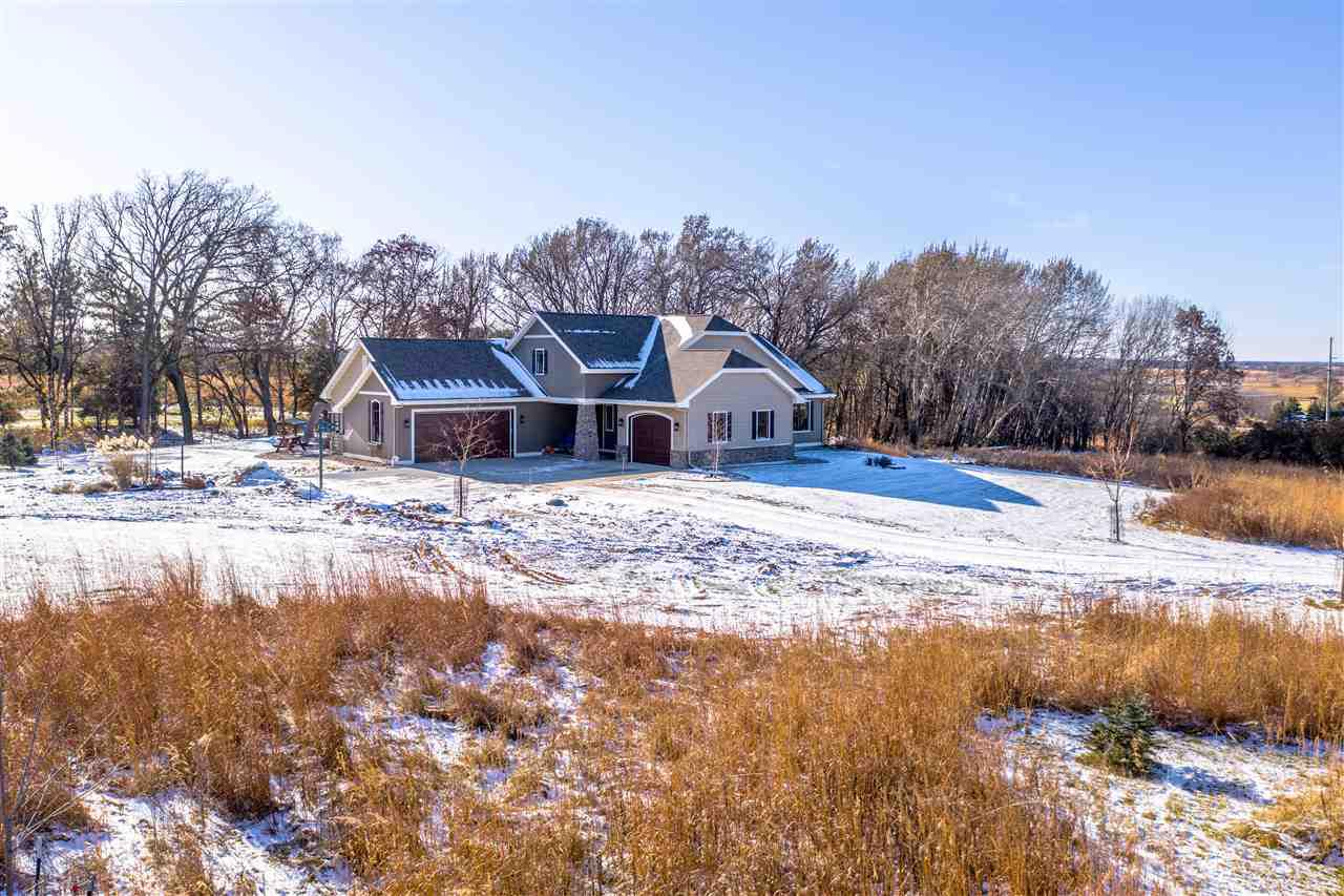 View Single-Family Home For Sale at 8711 SCHUSTER ROAD, Berlin, WI