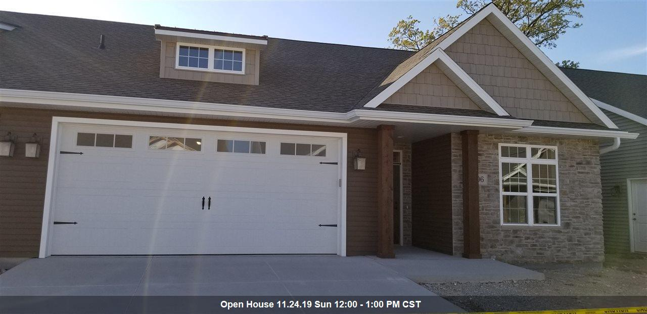 View Single-Family Home For Sale at 306 SMITHFIELD DRIVE, Kimberly, WI