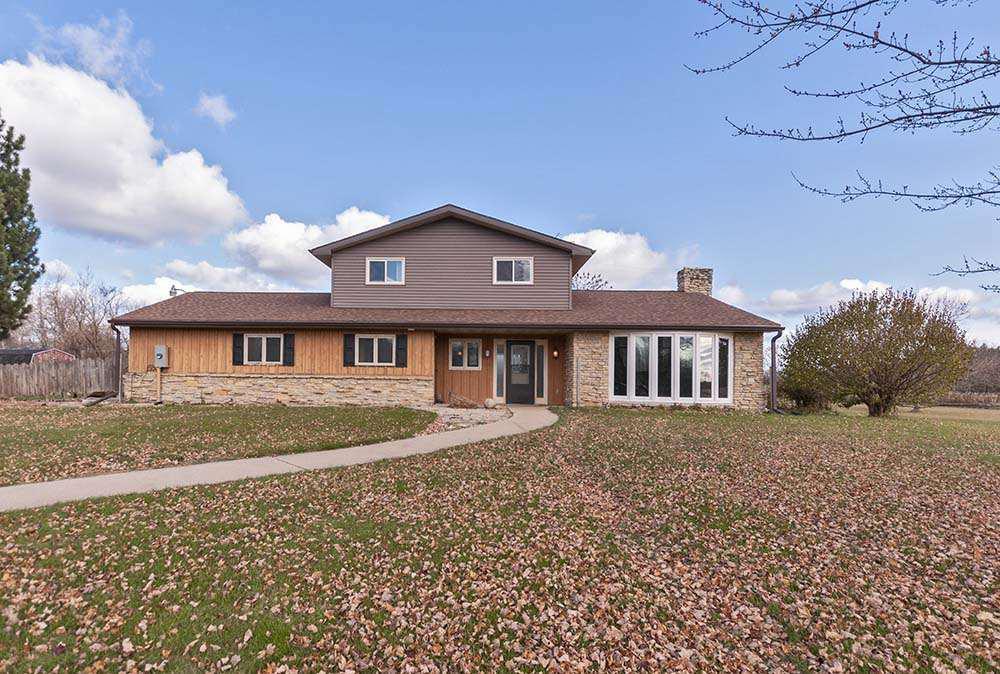 View Single-Family Home For Sale at N4306 RABY LANE, Peshtigo, WI